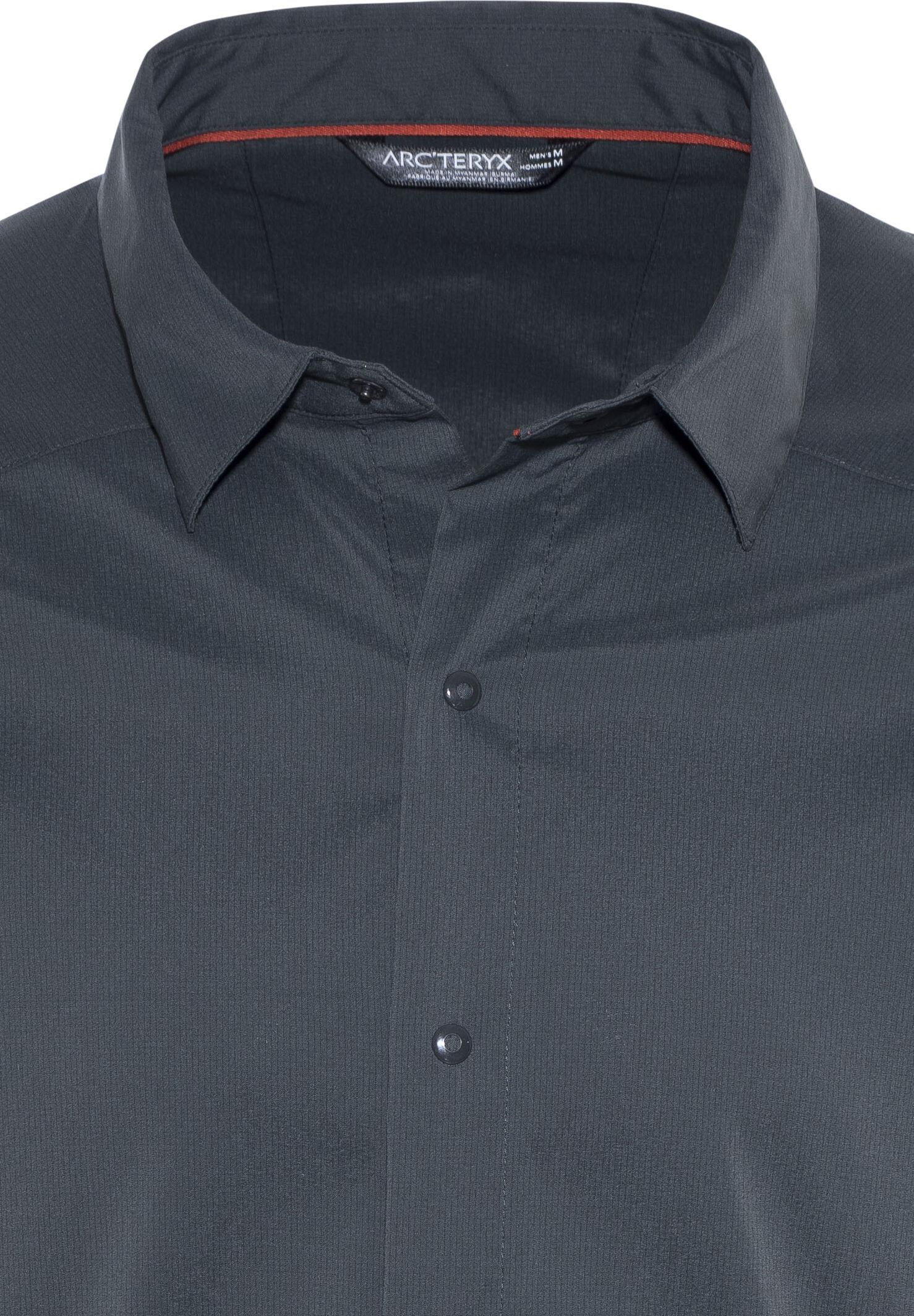Arc'teryx Elaho Longsleeve Shirt Men grey
